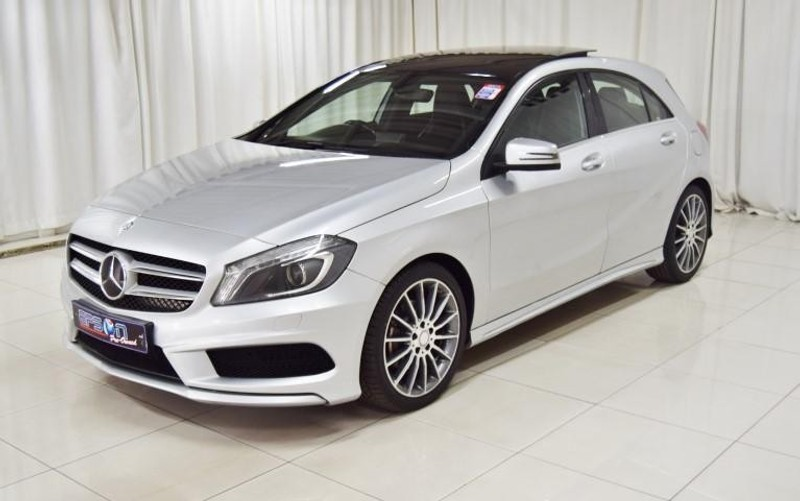 used mercedes benz a class a 200d style auto for sale in gauteng id 2549224. Black Bedroom Furniture Sets. Home Design Ideas