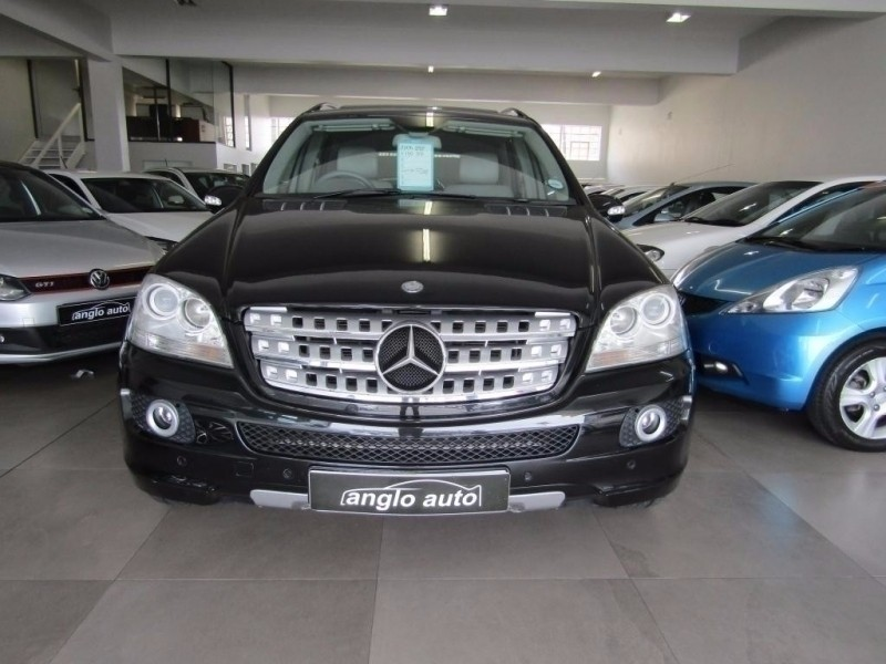 Used mercedes benz m class ml 500 a t for sale in western for Mercedes benz ml 2006 for sale