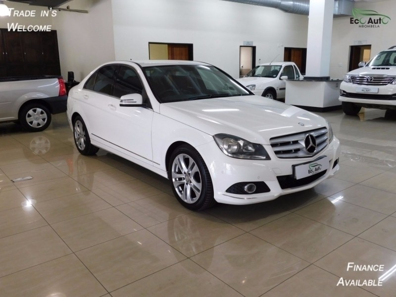 used mercedes benz c class c200 cdi avantgarde a t for sale in mpumalanga id 2552218. Black Bedroom Furniture Sets. Home Design Ideas