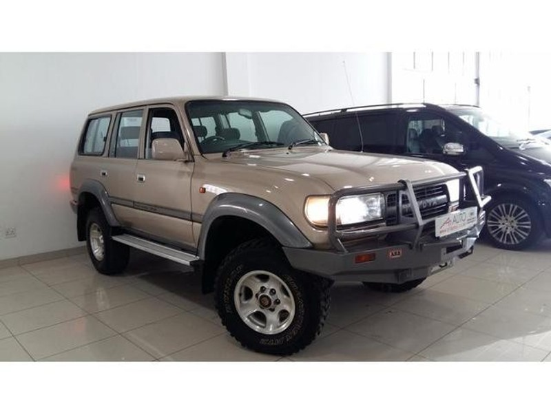 used toyota land cruiser 100 gx for sale in gauteng id 2553382. Black Bedroom Furniture Sets. Home Design Ideas