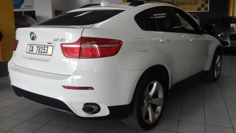 used bmw x6 xdrive35d exclusive for sale in western cape. Black Bedroom Furniture Sets. Home Design Ideas