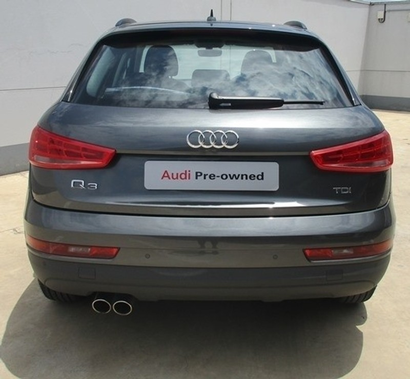 Used Audi Q3 Q3 2.0 TDI STR For Sale In Kwazulu Natal
