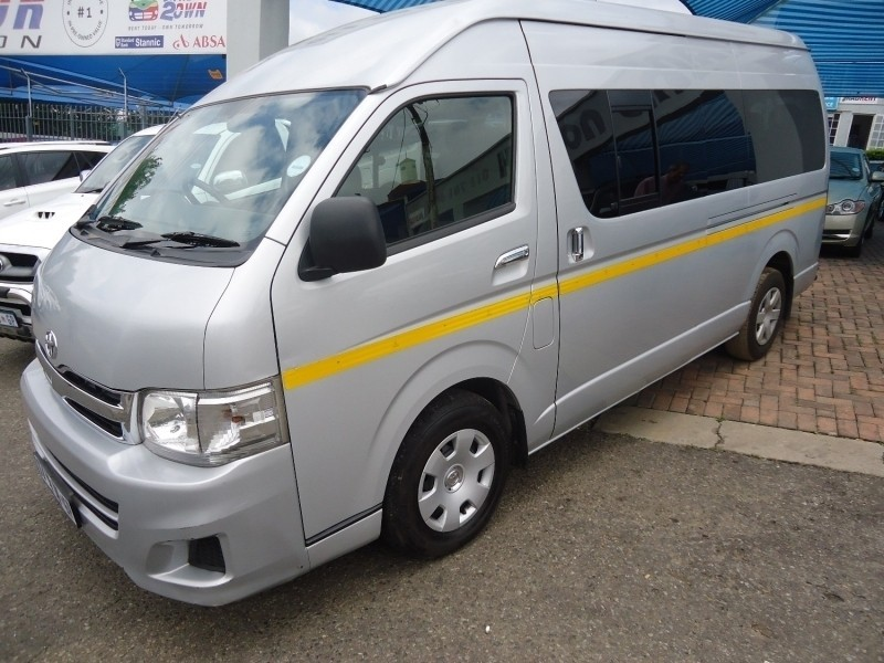 Used Toyota Quantum 2 5 D 4d 14 Seat For Sale In Gauteng