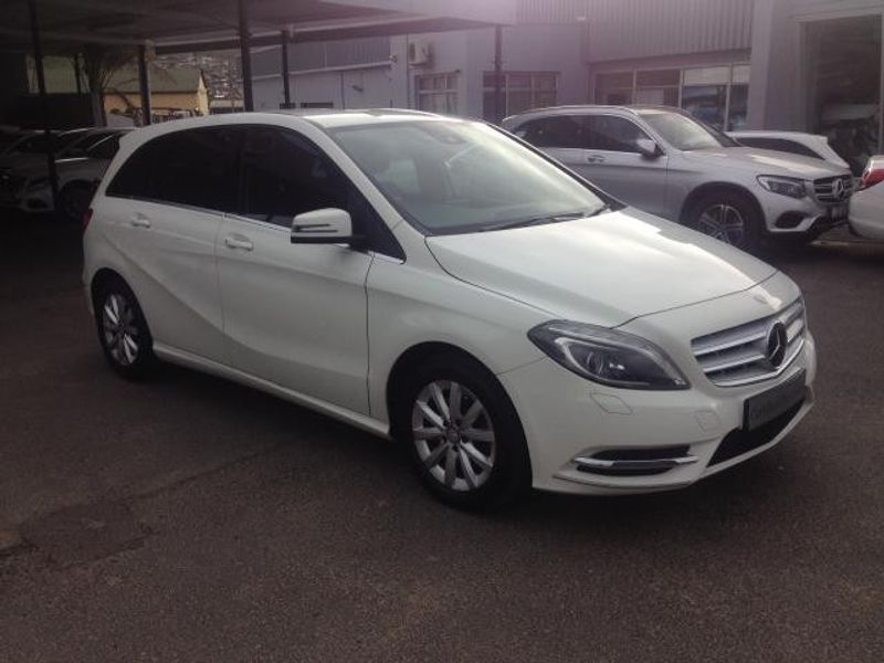 Used mercedes benz b class b 200 be a t for sale in for Netstar 5 mercedes benz
