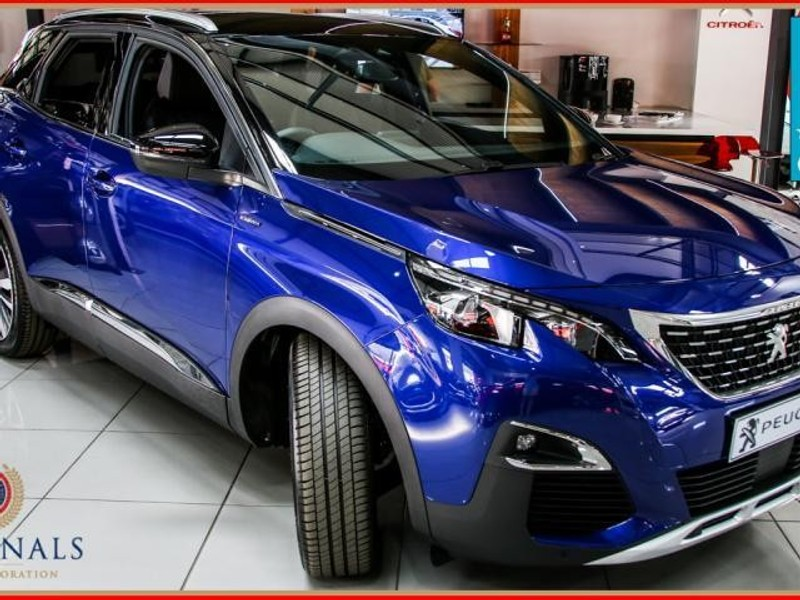 used peugeot 3008 1 6 thp gt line auto for sale in gauteng id 2554962. Black Bedroom Furniture Sets. Home Design Ideas