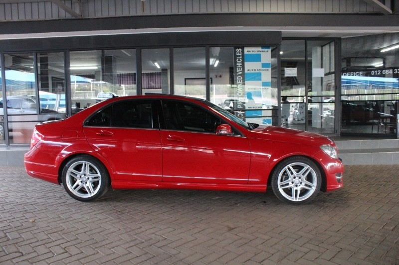 Used Mercedes Benz C Class C200 Amg Cdi A T For Sale In