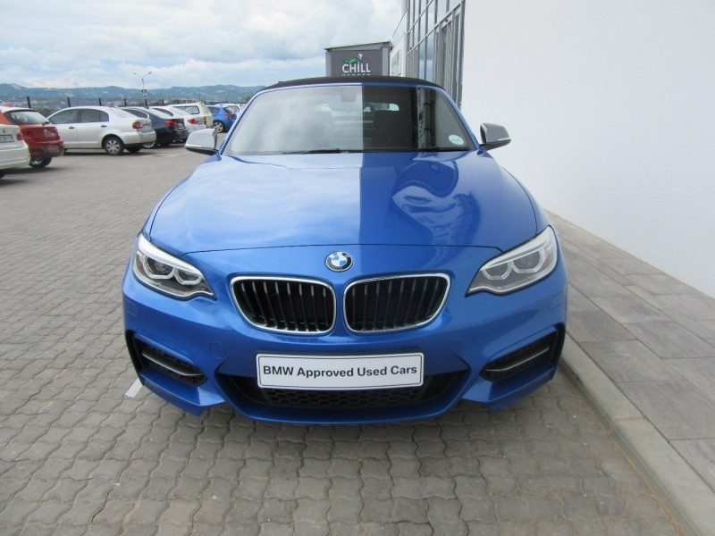 used bmw m2 m240 convertible auto for sale in mpumalanga id 2555908. Black Bedroom Furniture Sets. Home Design Ideas