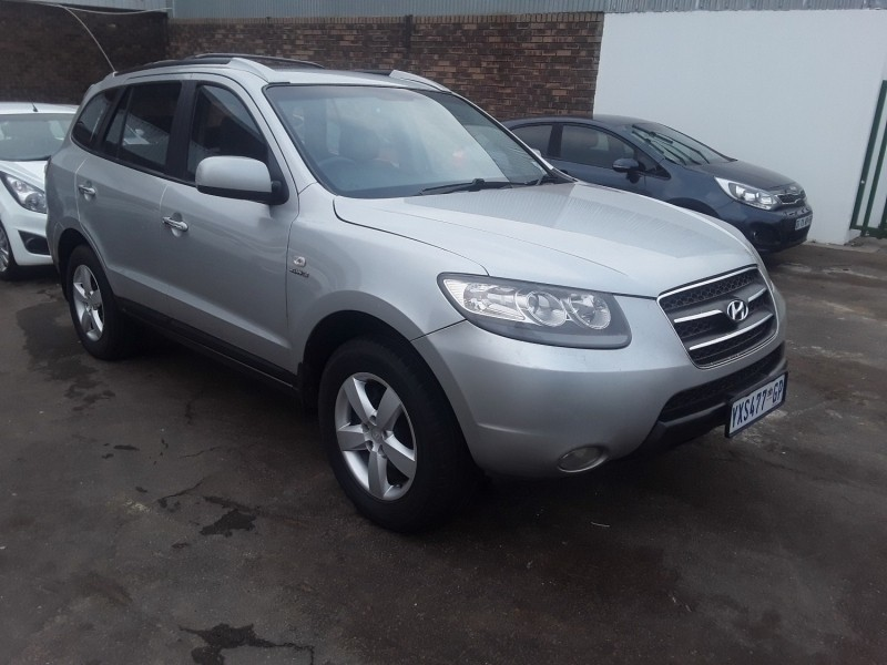 used hyundai santa fe 2 2 crdi a t 4x4 for sale in gauteng id 2557172. Black Bedroom Furniture Sets. Home Design Ideas