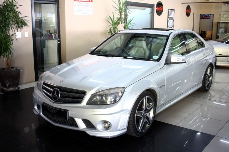 used mercedes benz c class c63 amg for sale in western cape id 2557254. Black Bedroom Furniture Sets. Home Design Ideas