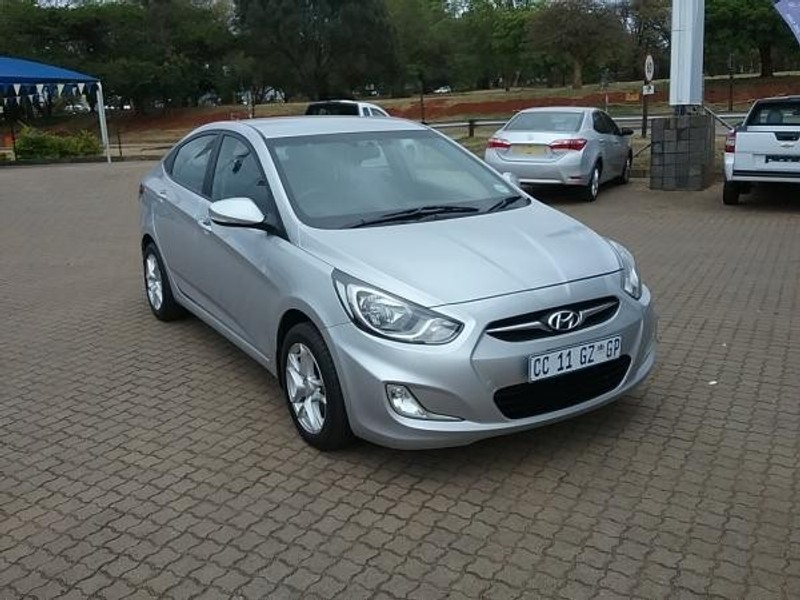 Used Hyundai Accent 1 6 Gls For Sale In Limpopo Cars Co