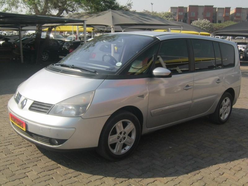 used renault espace expression a t for sale in gauteng id 2560776. Black Bedroom Furniture Sets. Home Design Ideas