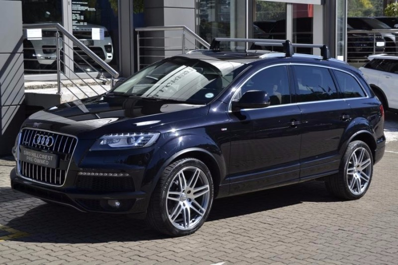used audi q7 q7 4 2 v8 tdi for sale in kwazulu natal id 2564900. Black Bedroom Furniture Sets. Home Design Ideas