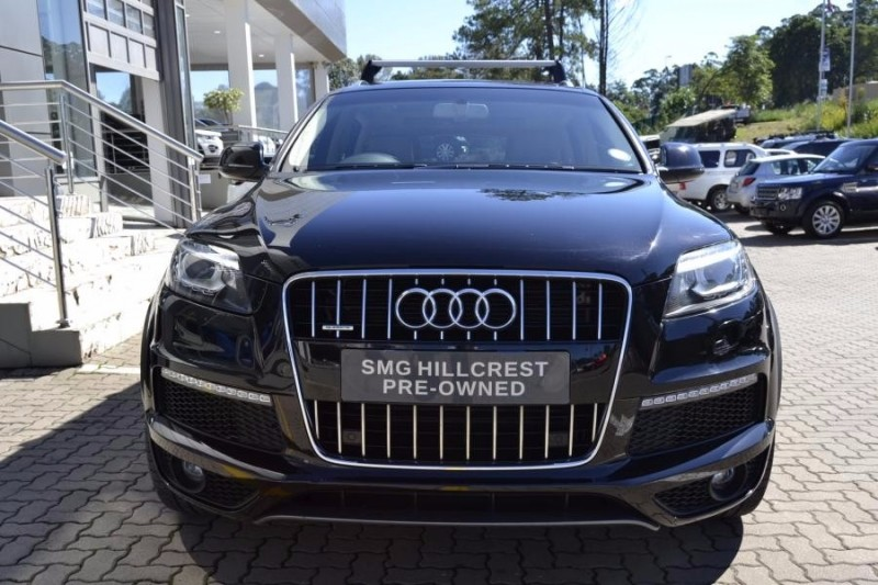 used audi q7 q7 4 2 v8 tdi for sale in kwazulu natal. Black Bedroom Furniture Sets. Home Design Ideas