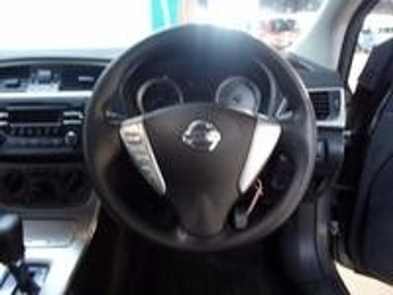 2014 Nissan Sentra Review Consumer Reports >> Used Nissan Sentra 1.6 Acenta CVT for sale in Gauteng - Cars.co.za (ID:2567466)
