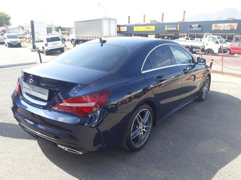 Used mercedes benz cla class 200 amg auto for sale in for Netstar 5 mercedes benz