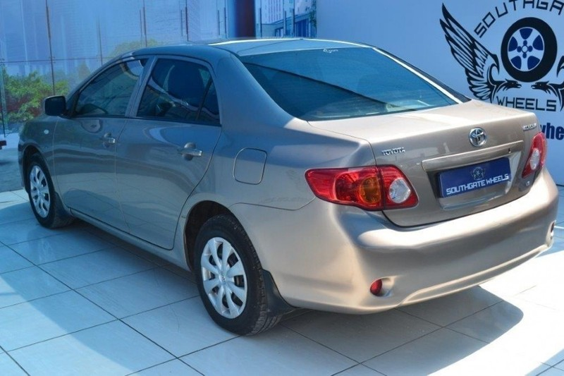 used toyota corolla 1 6 professional for sale in gauteng id 2568834. Black Bedroom Furniture Sets. Home Design Ideas