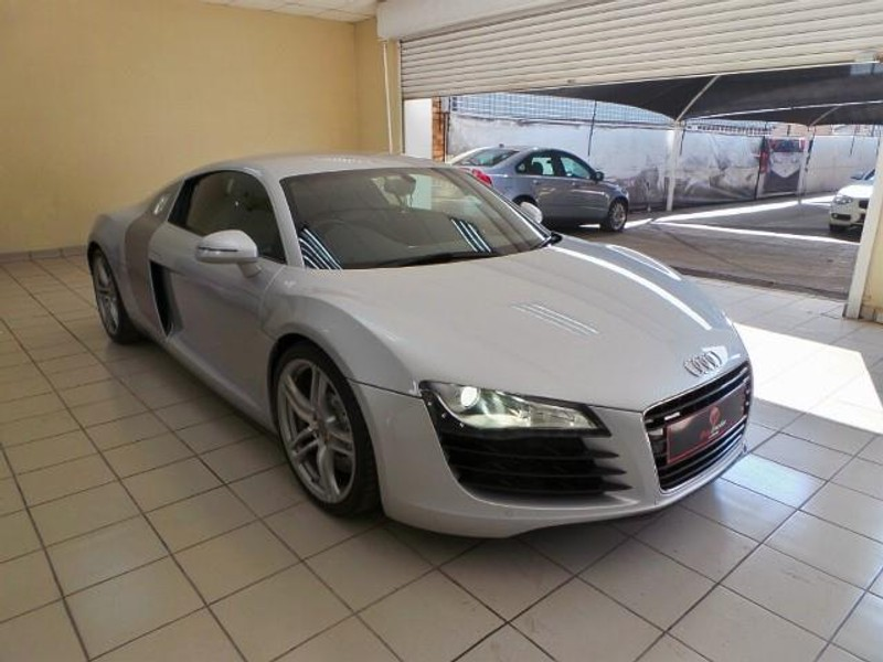 used audi r8 4 2 fsi quattro a t for sale in gauteng id 2570364. Black Bedroom Furniture Sets. Home Design Ideas