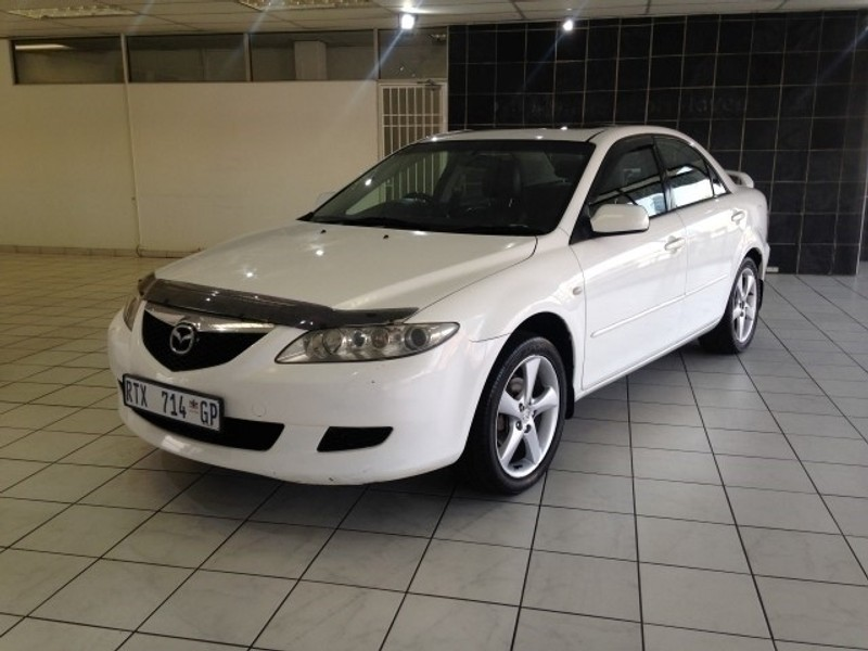 used mazda 6 2 3 sporty lux auto for sale in gauteng id 2571600. Black Bedroom Furniture Sets. Home Design Ideas