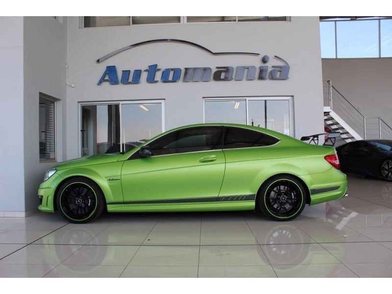 Used mercedes benz c class 2015 mercedes amg c class c63 for Mercedes benz c63 amg coupe for sale