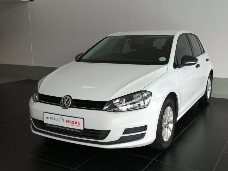 used volkswagen golf vii 1 4 tsi trendline for sale in western cape id 2571750. Black Bedroom Furniture Sets. Home Design Ideas