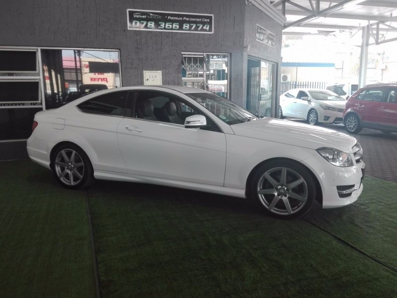 used mercedes benz c class c250 cdi be coupe a t for sale in gauteng id 2574390. Black Bedroom Furniture Sets. Home Design Ideas