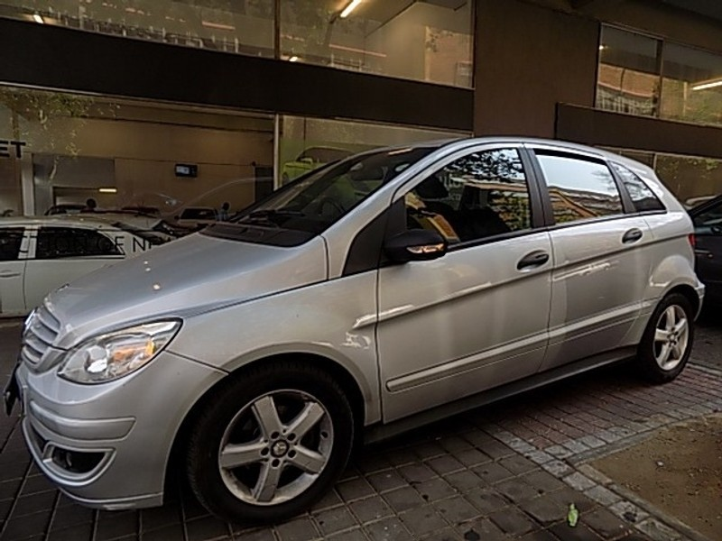 Used Mercedes Benz B Class B 170 A T For Sale In Gauteng