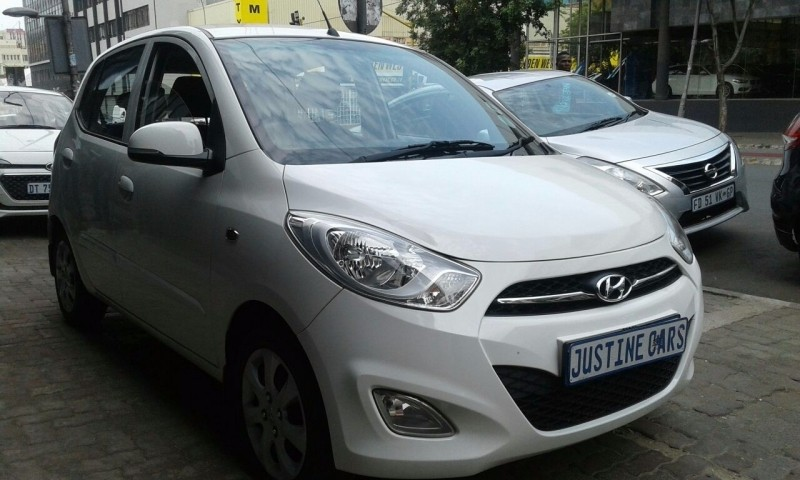 Used Hyundai I10 1 2 For Sale In Gauteng Id