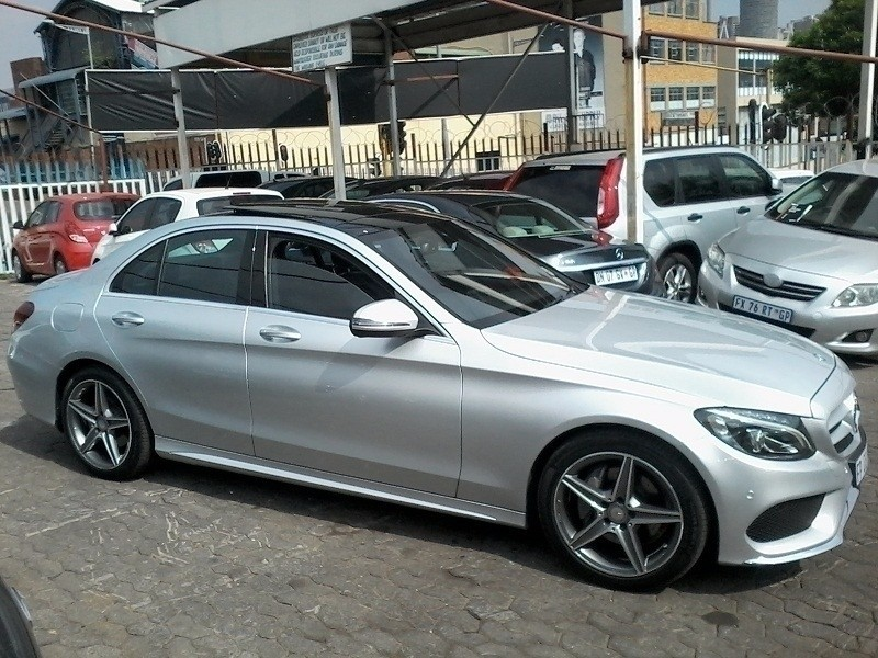 Used mercedes benz c class c180 sport automatic for sale for Mercedes benz c class used cars for sale