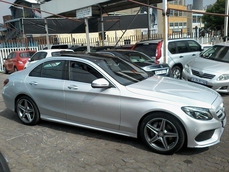 Used mercedes benz c class c180 sport automatic for sale for Used c class mercedes benz for sale