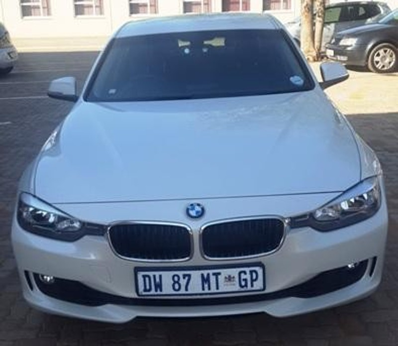 Used BMW 3 Series 320i A/t (f30) For Sale In Limpopo