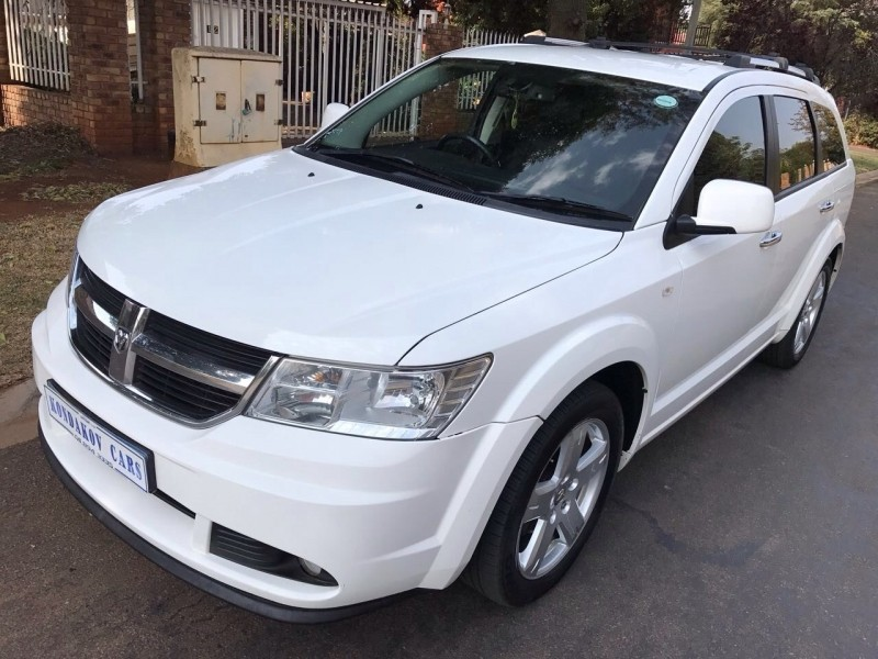 used dodge journey 2 7 rt a t for sale in gauteng id 2579144. Black Bedroom Furniture Sets. Home Design Ideas