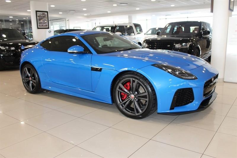 used jaguar f type 5 0 v8 s c svr coupe awd for sale in kwazulu natal id 2581342. Black Bedroom Furniture Sets. Home Design Ideas