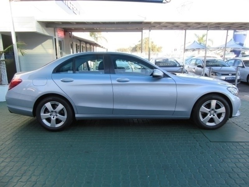 Used mercedes benz c class c180 auto for sale in western for Mercedes benz extended warranty worth it