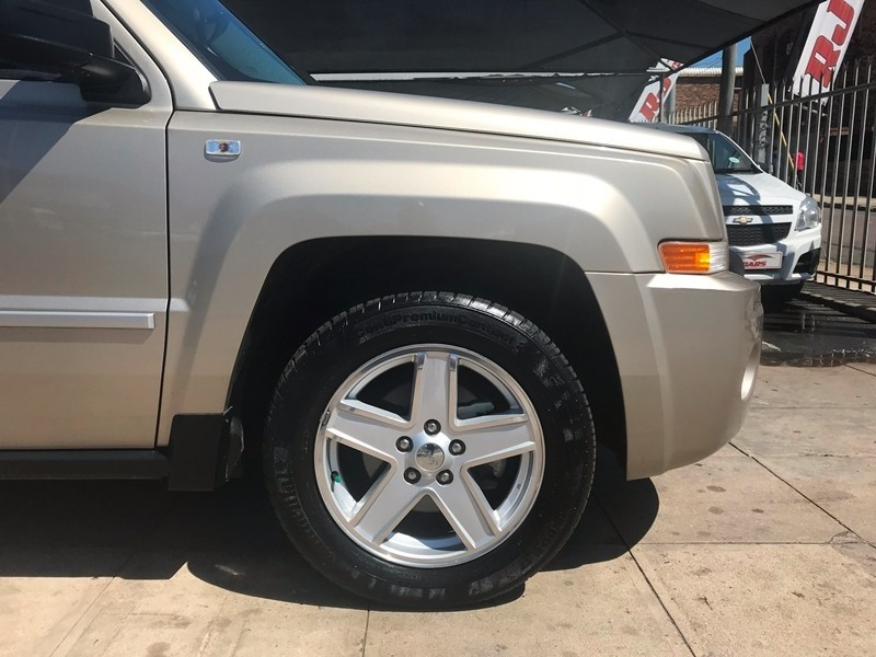 used jeep patriot 2 4 limited 4x4 for sale in kwazulu. Black Bedroom Furniture Sets. Home Design Ideas