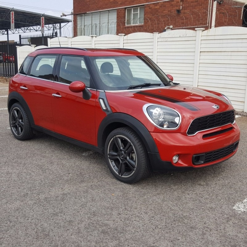 used mini cooper s s countryman a t for sale in gauteng id 2583570. Black Bedroom Furniture Sets. Home Design Ideas