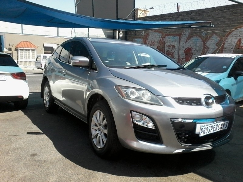 used mazda cx 7 2 5 dynamic a t for sale in gauteng cars. Black Bedroom Furniture Sets. Home Design Ideas