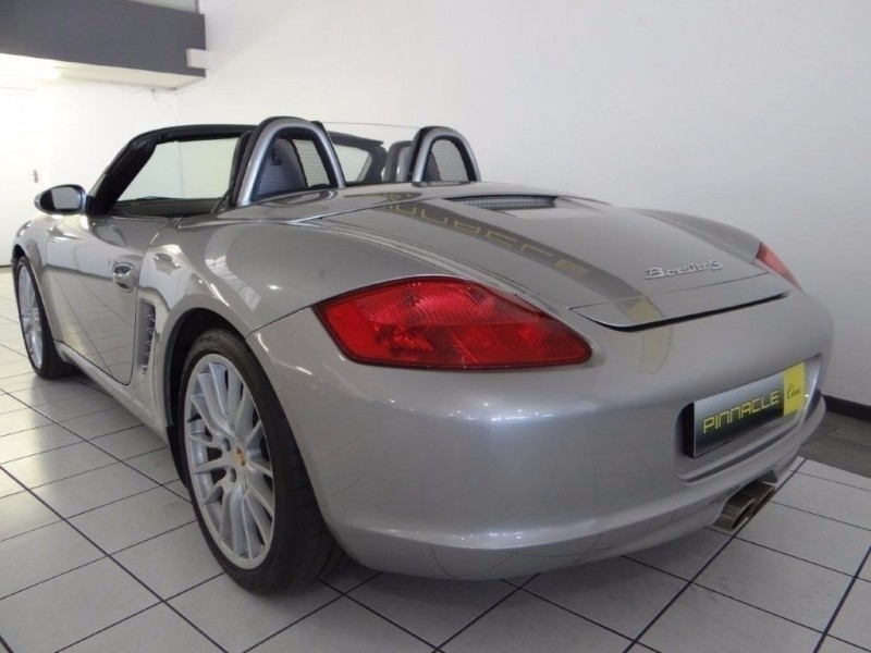 used porsche boxster s rs60 spyder limited edition number 299 of 1960 for sale in gauteng cars. Black Bedroom Furniture Sets. Home Design Ideas