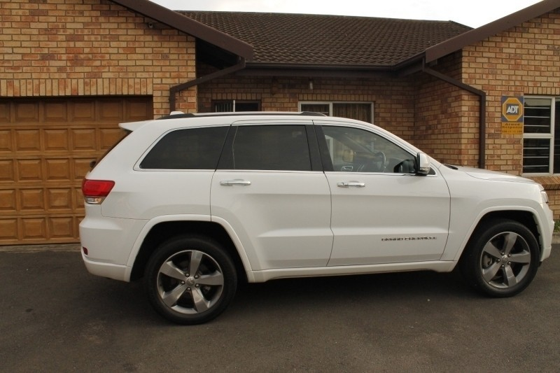 used jeep grand cherokee grand cherokee 3 6 overland for sale in kwazulu natal id. Black Bedroom Furniture Sets. Home Design Ideas