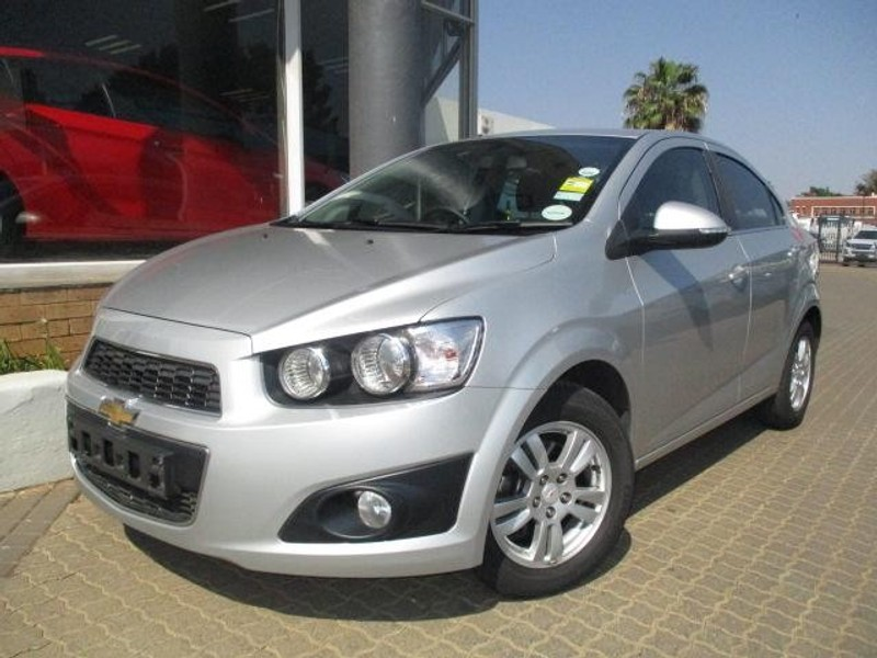 used chevrolet sonic 1 6 ls a t for sale in gauteng id 2589468. Black Bedroom Furniture Sets. Home Design Ideas