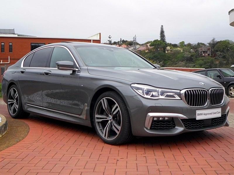 2016 BMW 7 Series 740i M Sport Kwazulu Natal Durban 1