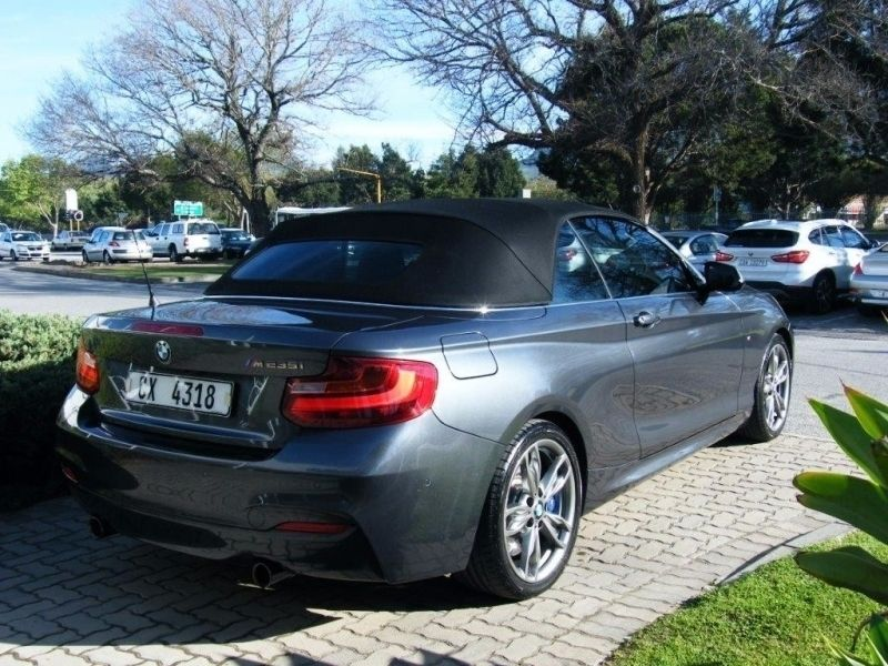 used bmw 2 series m 235i convertible m sport auto for sale. Black Bedroom Furniture Sets. Home Design Ideas