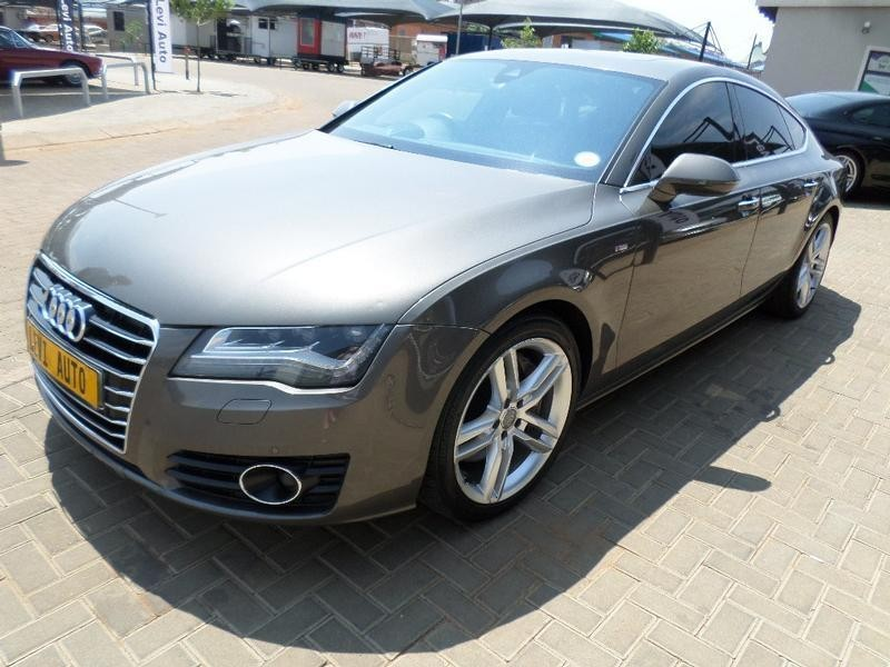 used audi a7 sprtback fsi quat stron for sale in gauteng id 2600228. Black Bedroom Furniture Sets. Home Design Ideas