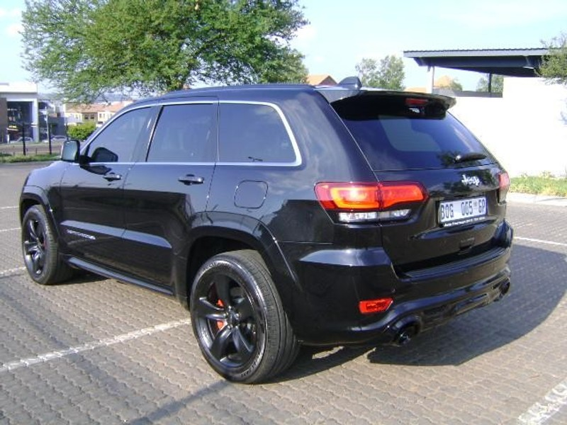 used jeep grand cherokee 6 4 srt for sale in gauteng id 2602400. Black Bedroom Furniture Sets. Home Design Ideas