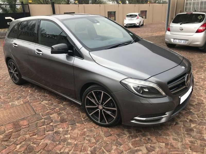 Used mercedes benz b class b 200 cdi be a t for sale in for Netstar 5 mercedes benz