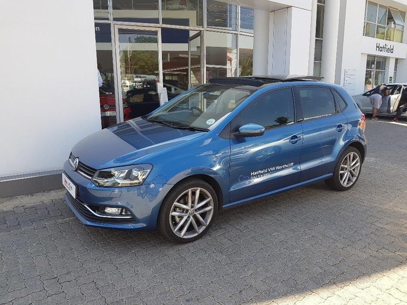 used volkswagen polo 1 2 tsi highline dsg 81kw for sale in gauteng id 2606504. Black Bedroom Furniture Sets. Home Design Ideas