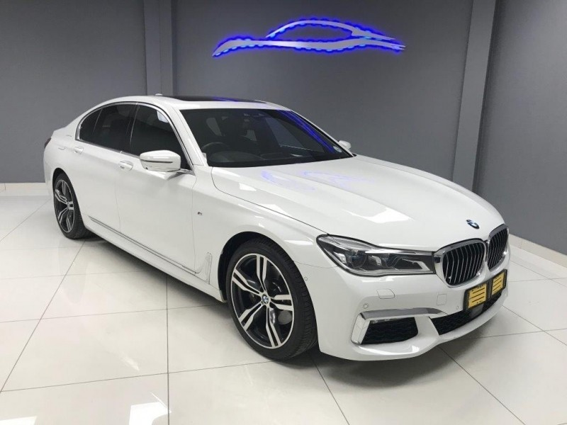 2016 BMW 7 Series 740i M Sport Gauteng Vereeniging 0