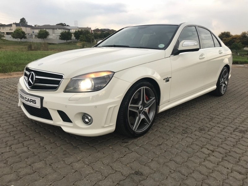 Used mercedes benz c class c63 amg performance pack for for Custom mercedes benz for sale