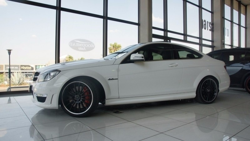Used mercedes benz c class c63 amg coupe performance pack for 2012 mercedes benz c63 amg coupe for sale