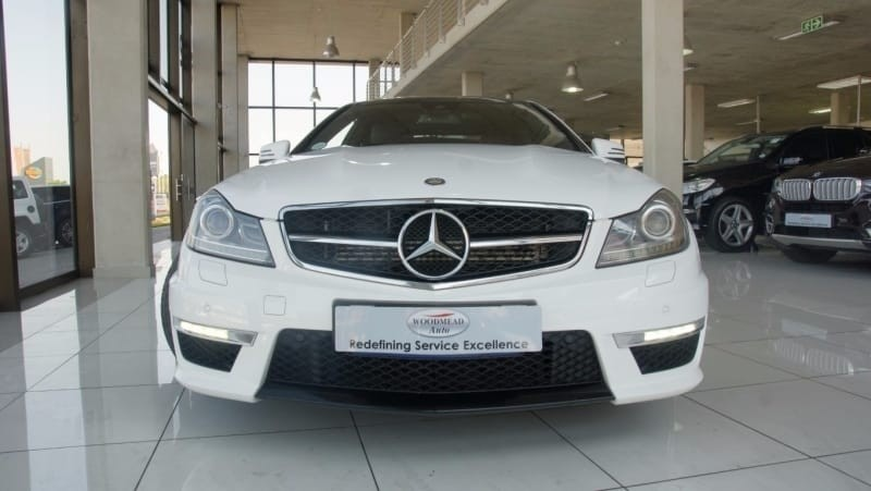used mercedes benz c class c63 amg coupe performance pack for sale in gauteng id. Black Bedroom Furniture Sets. Home Design Ideas