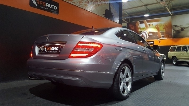 Used mercedes benz c class c250 be coupe a t edition c for for Mercedes benz c250 coupe for sale